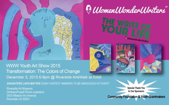 WWW Art Show Invite 8x5 v2 ev-01-2